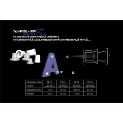 forFIX FF držáky